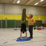 Eltern trainieren
